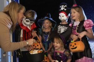 Feste Bambini Halloween